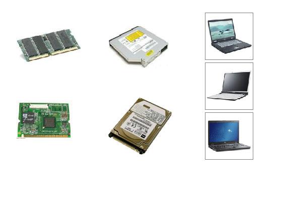 Модернизация (апгрейд) ноутбуков
